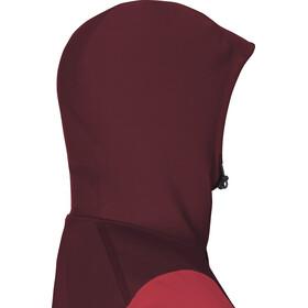 GORE WEAR R3 Windstopper - Chaqueta Running Mujer - rojo